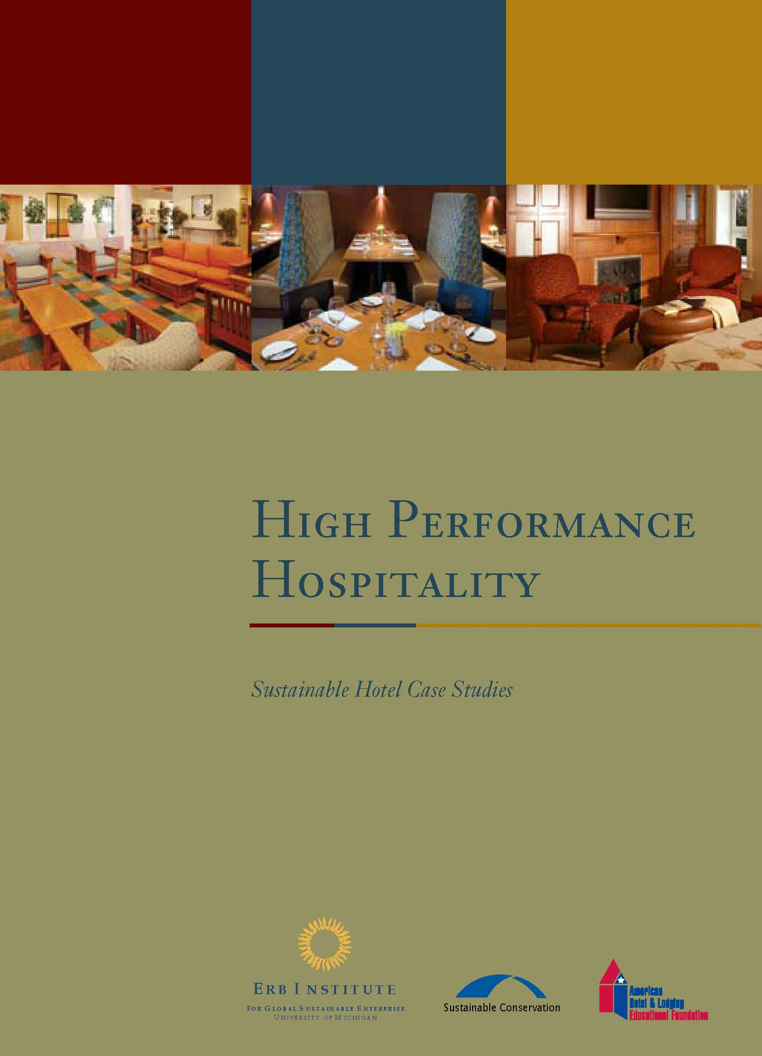 Our Hospitality Management Case Studies